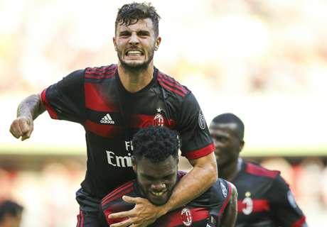 Report: Bayern 0 AC Milan 4