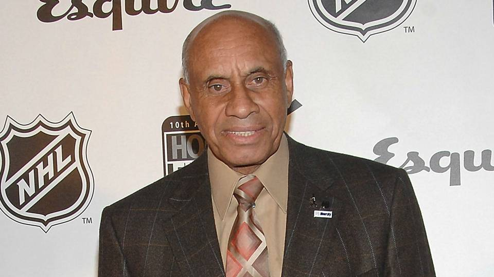 Willie O'Ree, first black player in NHL, to be inducted ...