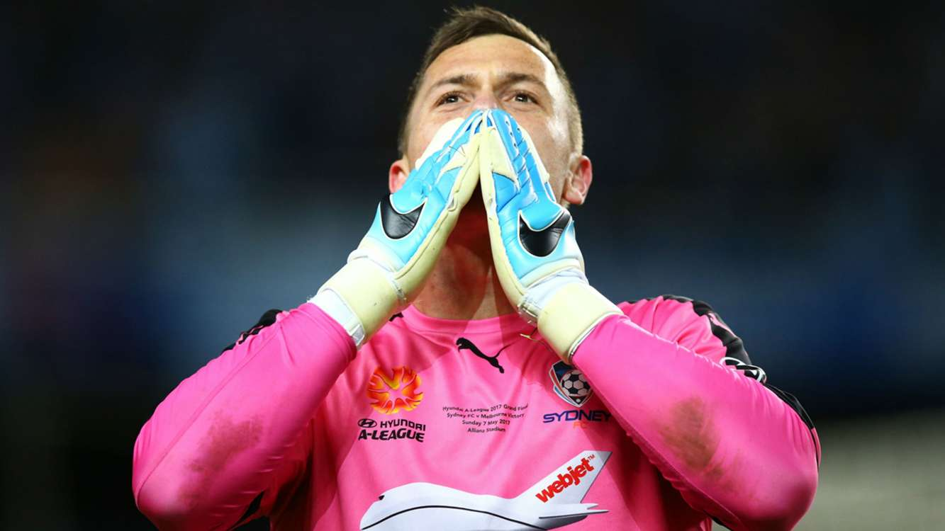 Sydney FC hero Vukovic: I couldn't lose another Grand Final