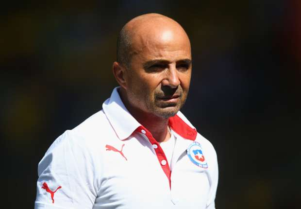 Sampaoli curses Chile misfortune