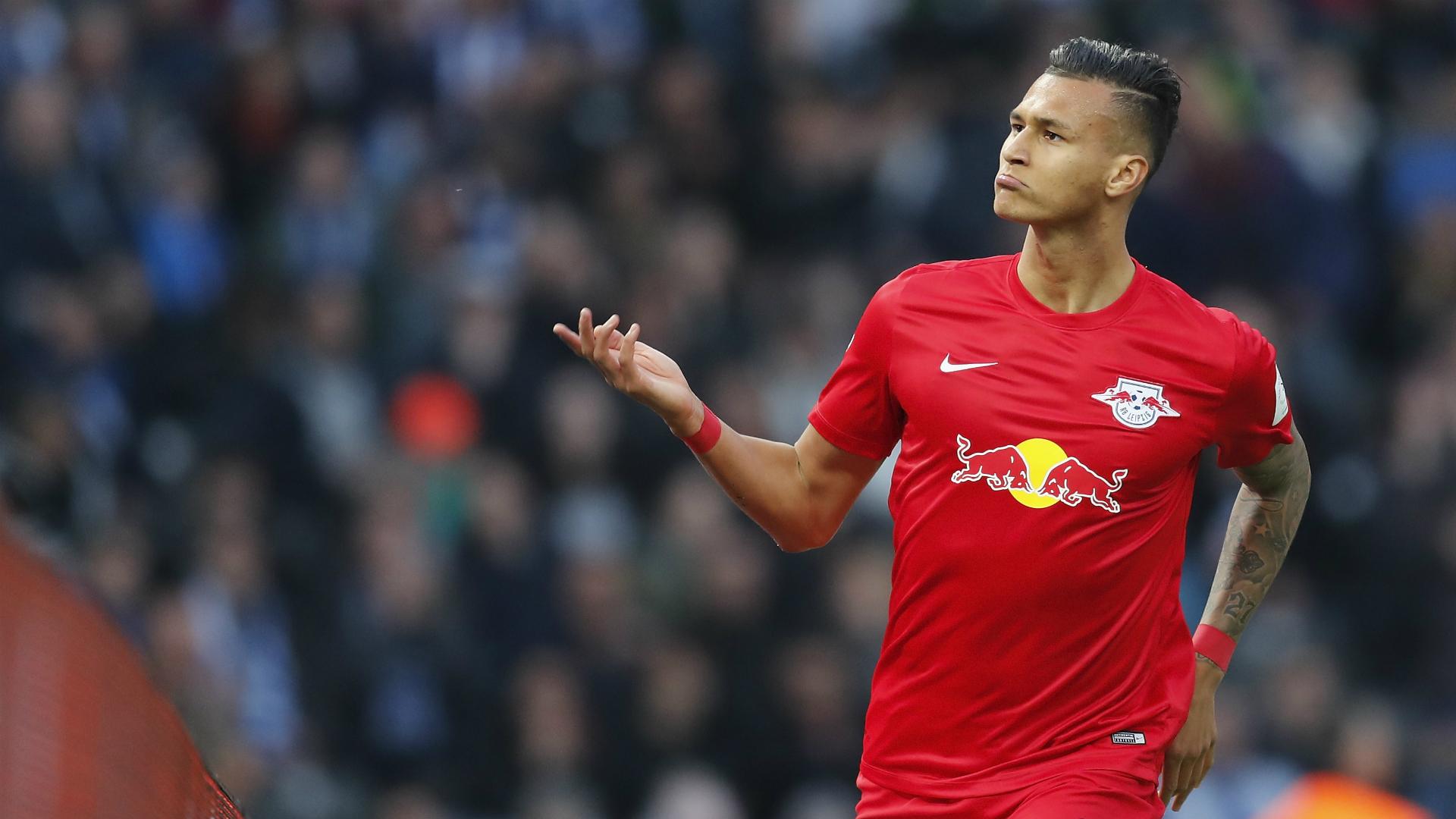 Hertha Berlin signs German forward Davie Selke from Leipzig