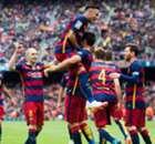 Iniesta hails Barca Liga dominance