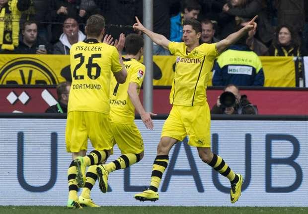 Dortmund jubelt nach zwei Niederlagen in Serie wieder