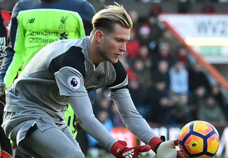 Klopp defends Karius after blunder