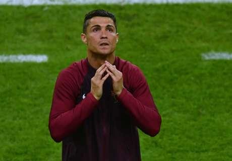 Zidane: Ronaldo needs a month