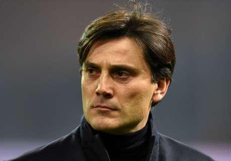 Montella: Milan wants Europa League