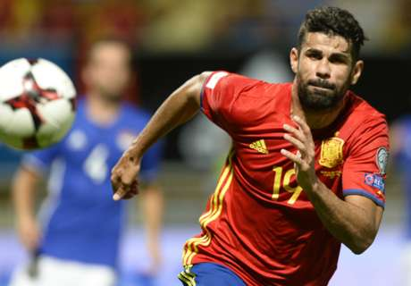 Lopetegui hails 'great' Diego Costa