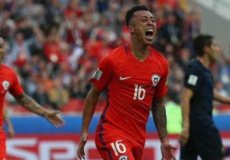 Report: Chile 1 Australia 1