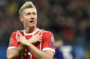 Anderlecht 1 Bayern Munich 2: Lewandowski and Tolisso give visitors win