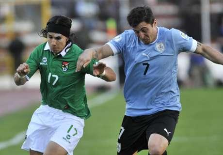 Preview: Bolivia v Uruguay
