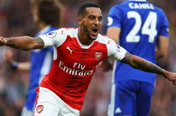Walcott 'completely different' after struggles with Arsenal