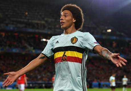 Zenit boss: Juventus wants Witsel