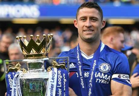 Cahill Kapten Baru Chelsea