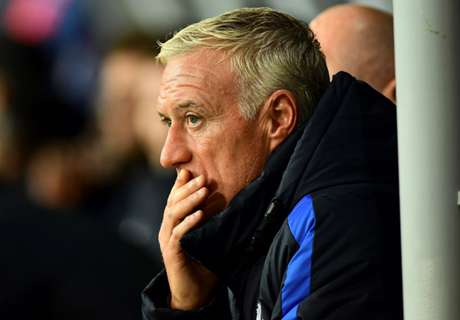 Deschamps rues missed chances