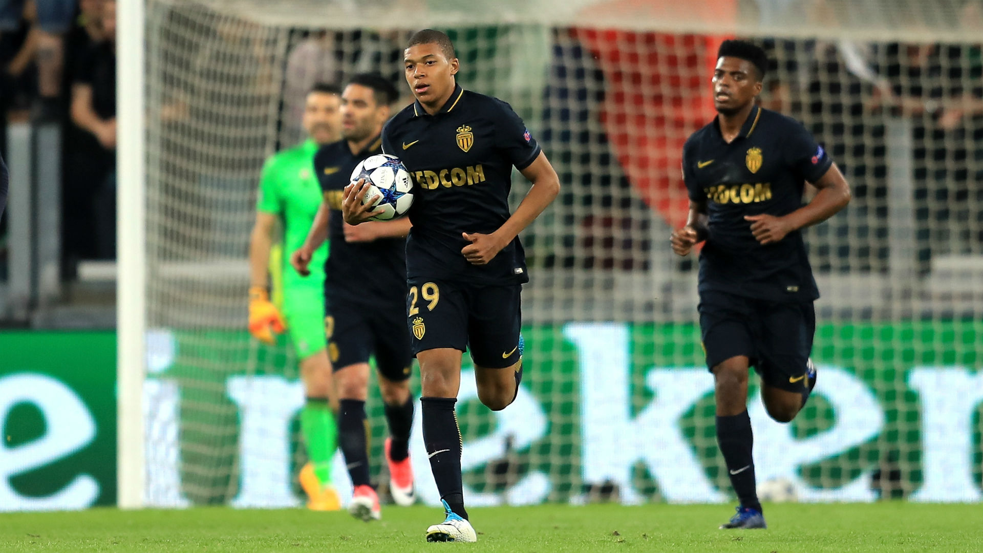 Champions League: Juventus eliminate Monaco, qualify for final