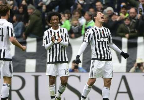 Ratings: Juventus 2-0 Carpi