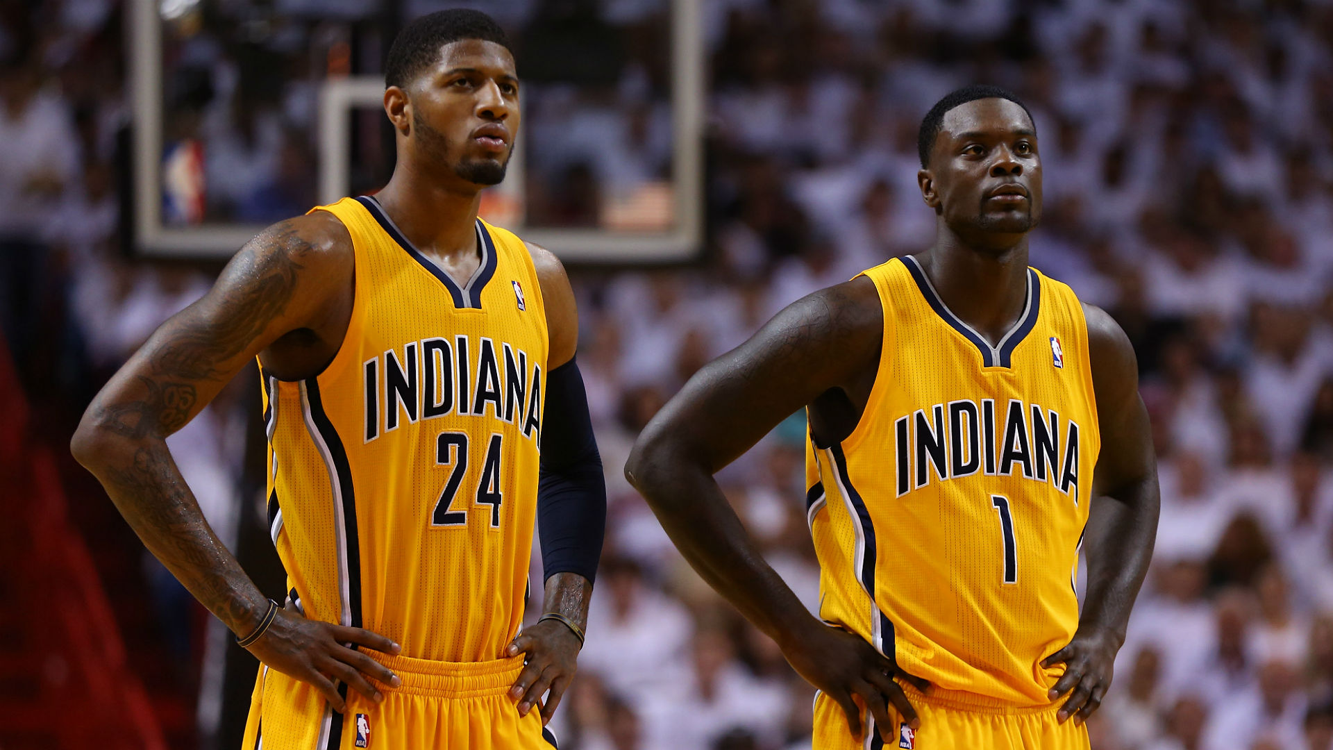Paul George responds to Pacers reportedly declining Lance ...
