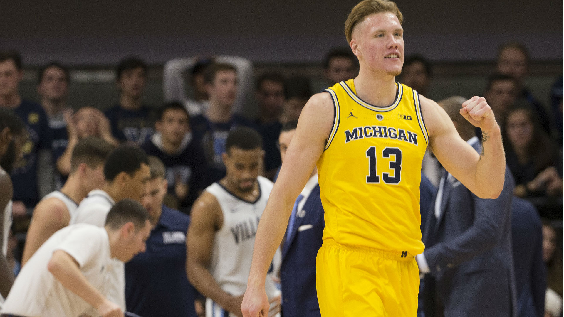 No. 18 Michigan at No. 8 Villanova: What we learned from Wolverines' big win in 2018 title game ...