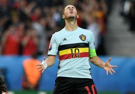Hazard: Future glory still possible