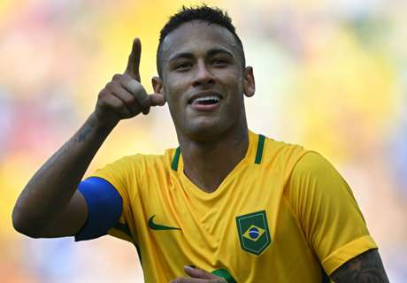 Barca lets Neymar stay in Brazil