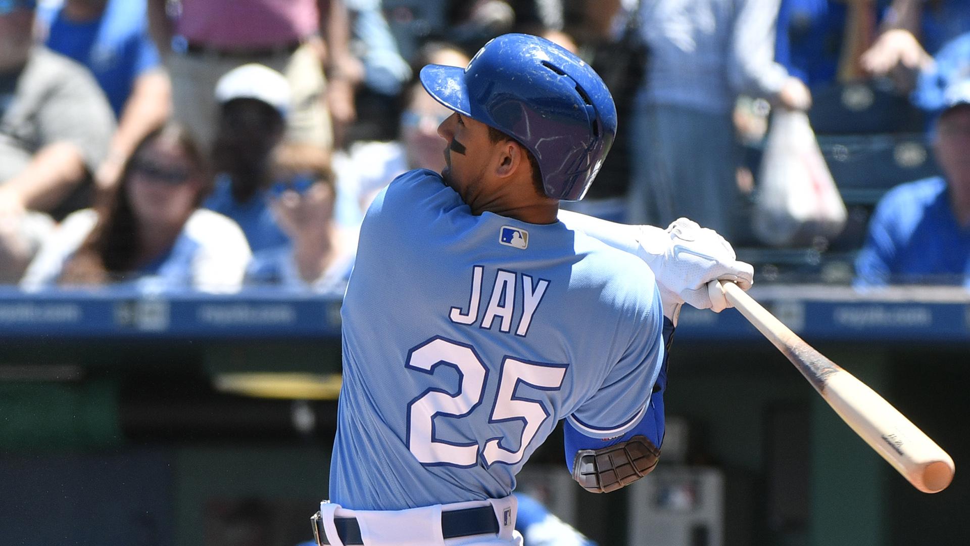 MLB trade news: Diamondbacks acquire Jon Jay from Royals for 2 minor leaguers
