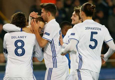 Copenhagen out despite routine victory