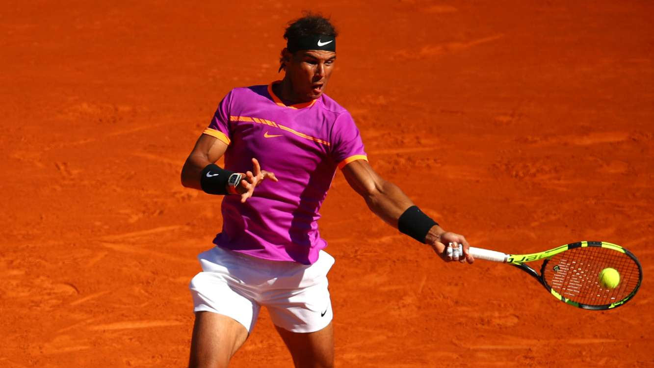 Dominant Nadal outclasses Zverev in Monte Carlo