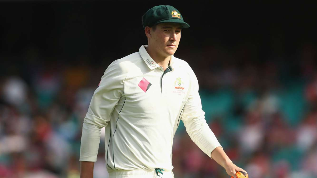 Image result for Australia's Renshaw out of third test due to concussion