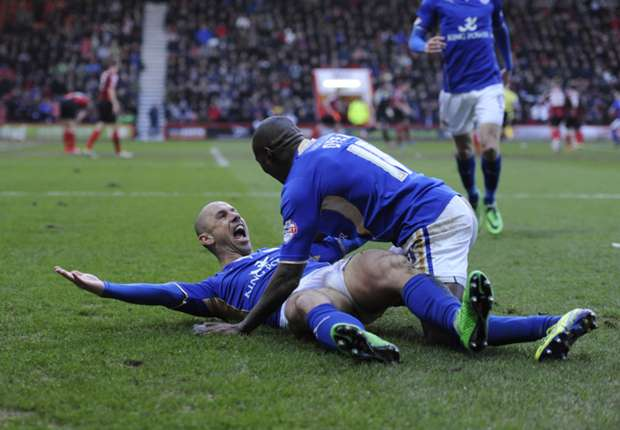 Championship Round-up: Leicester extend lead, QPR & Burnley play out thriller