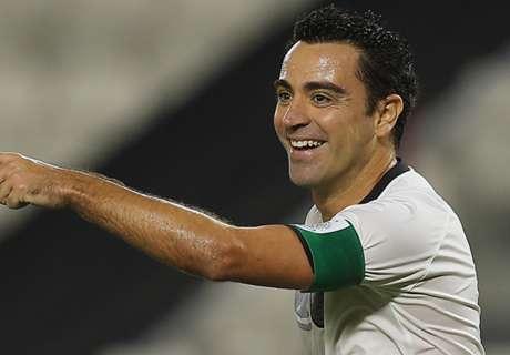 Xavi: World Cup misses Scotland