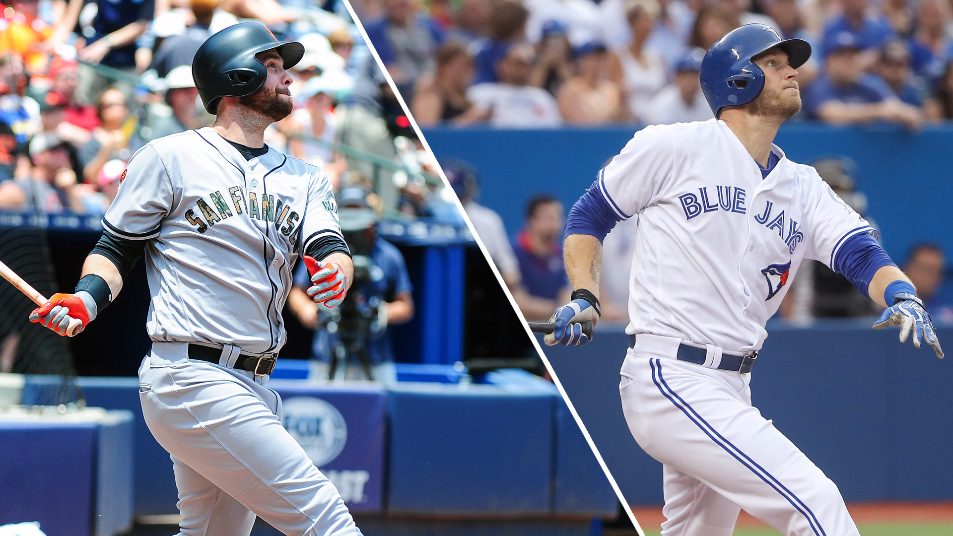 Michael Saunders, Brandon Belt earn final All-Star berths