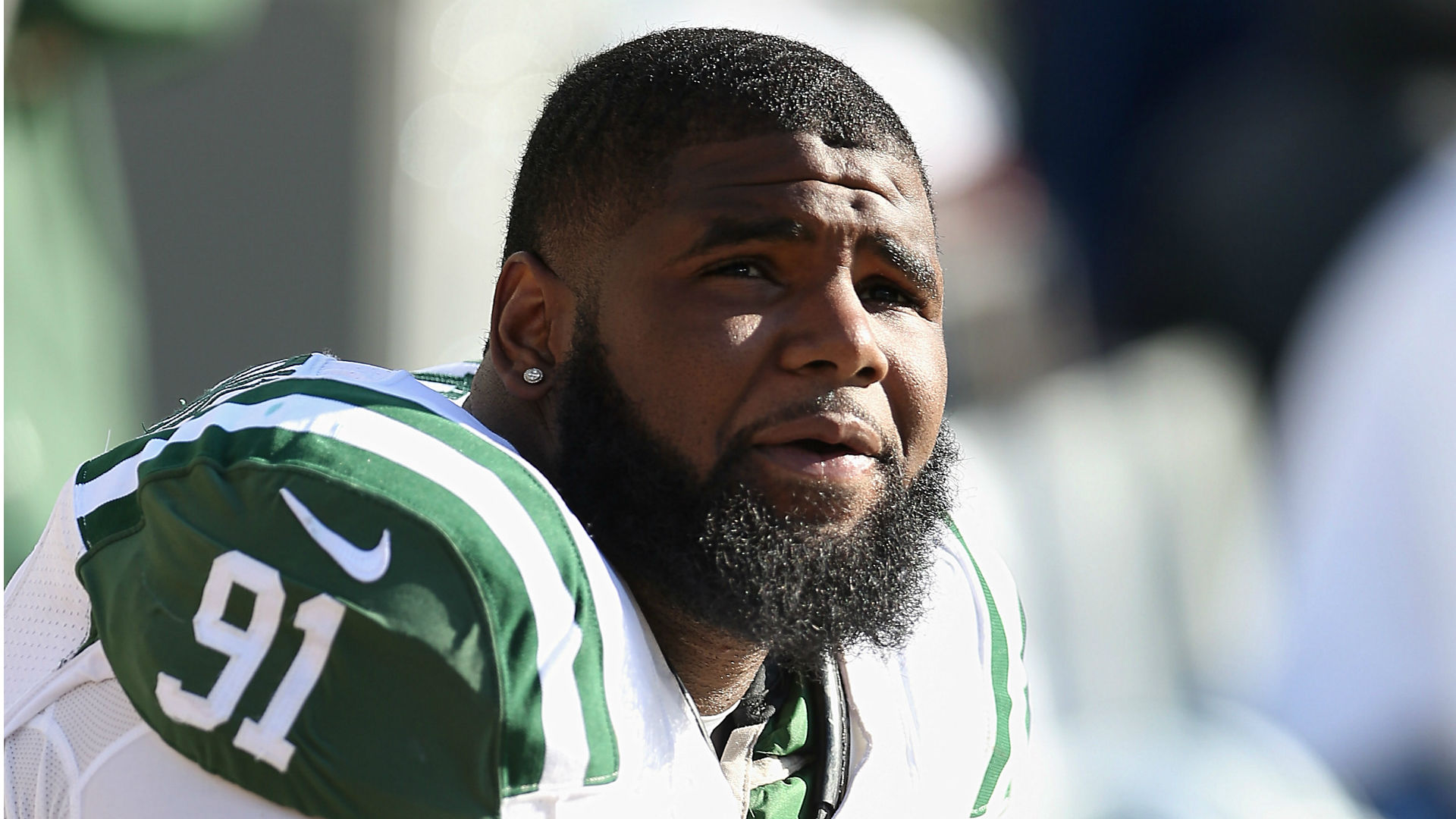 Jets' Sheldon Richardson charged with resisting arrest, multiple traffic violations