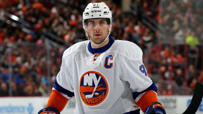 NHL free agency 2018  John Tavares signs with Maple Leafs  to live my  childhood dream  5685c236f