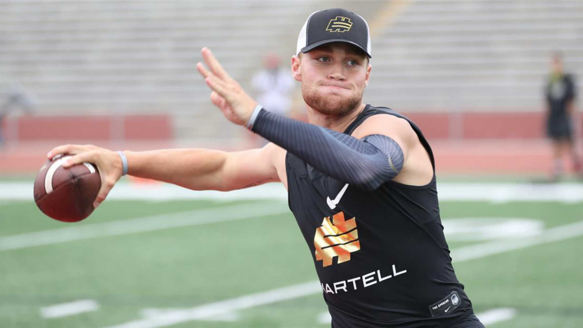 Top dual-threat QB Tate Martell commits to Ohio State ...