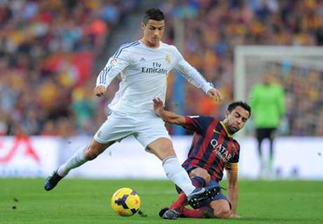CR7 NOT the best Xavi faced in a Clasico