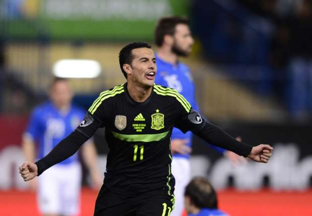 Pedro: Spain can defend World Cup