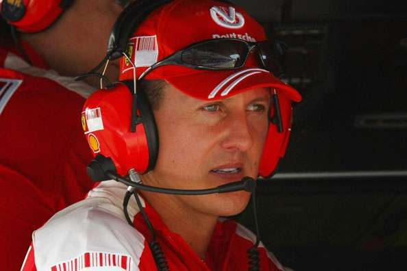 Miraculous Michael Schumacher out of coma