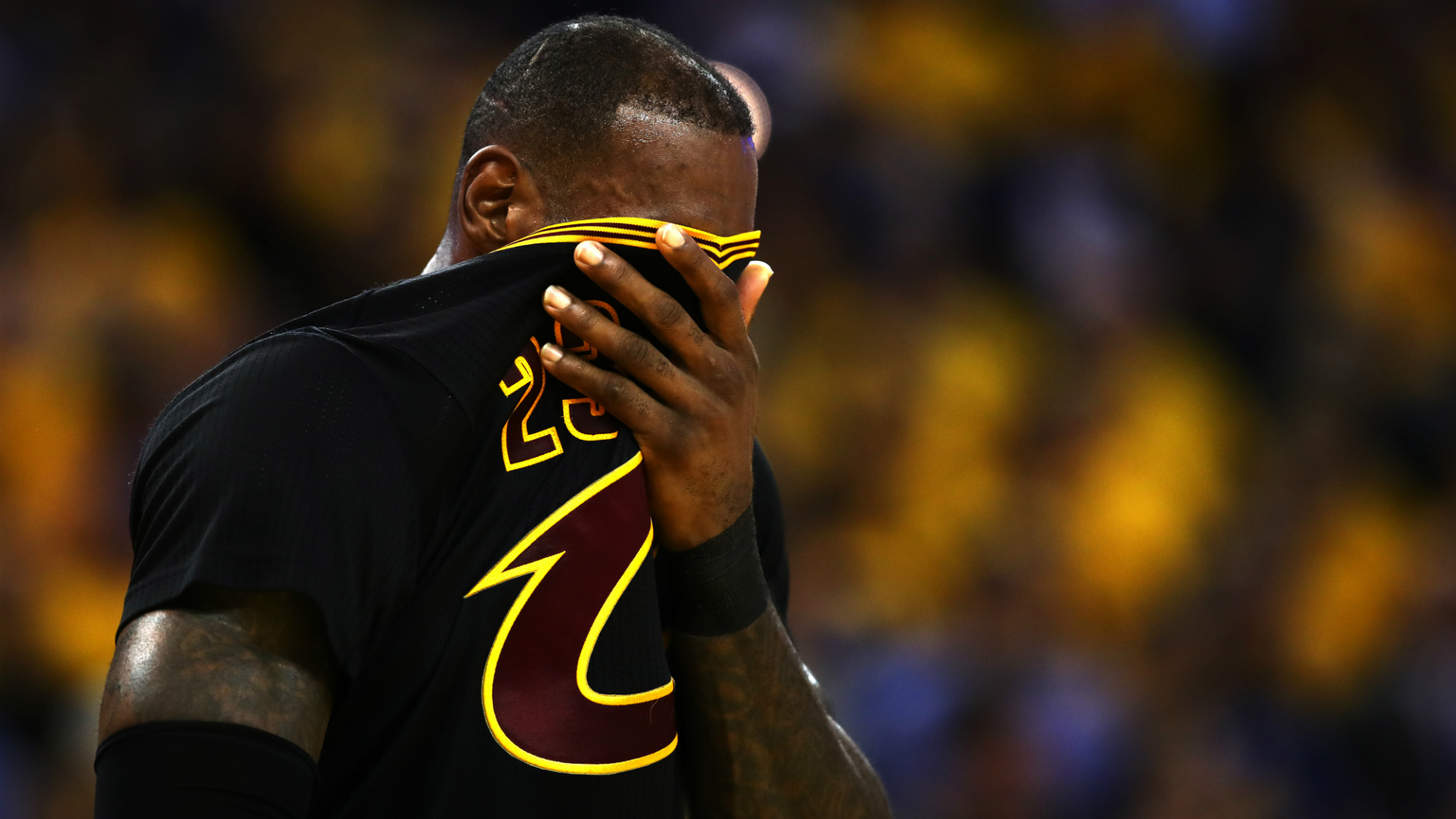 NBA Finals 2017: LeBron James claims he's not getting tired, but stats disprove him | NBA ...