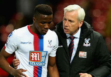 LIVE: Crystal Palace vs Stoke City