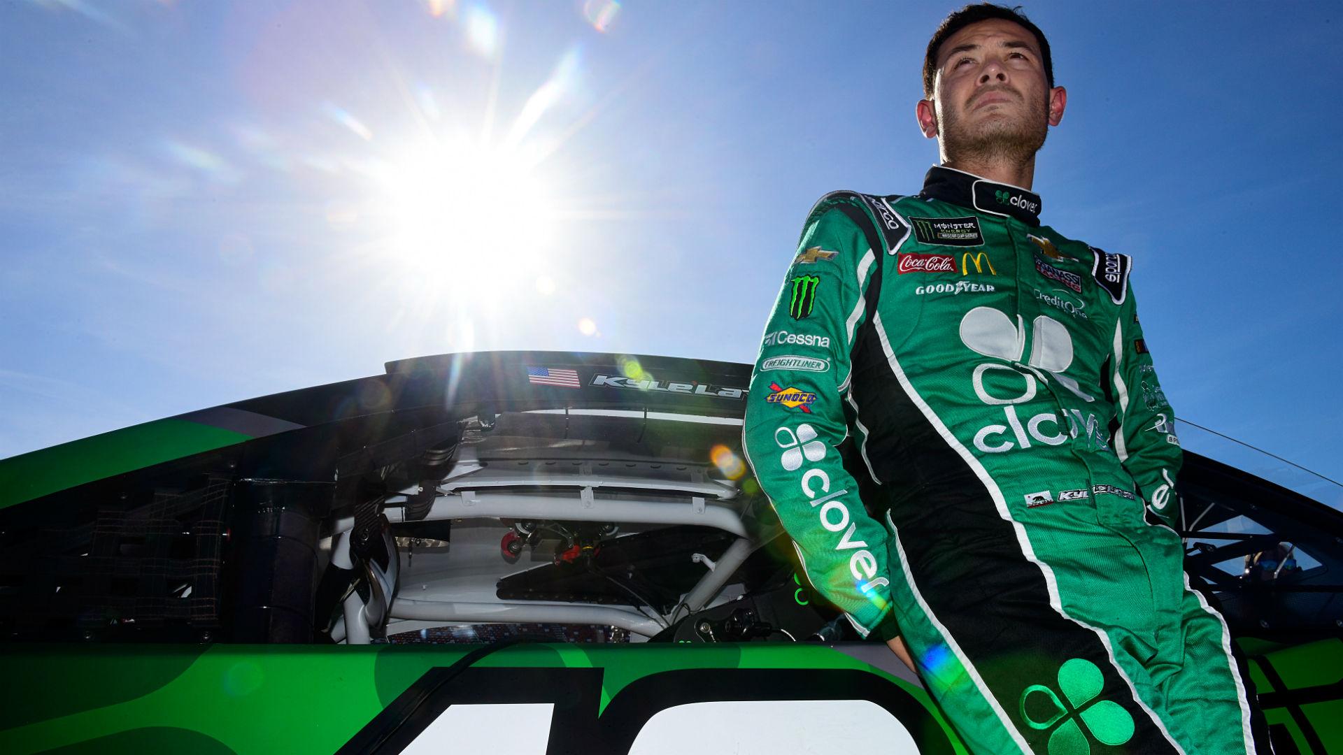 NASCAR: No changes planned as result of Kyle Larson's Talladega crash