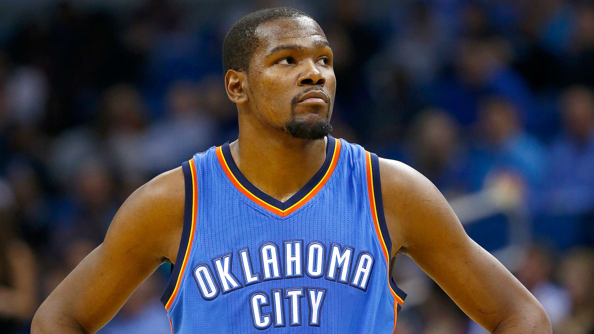 Kevin Durant focused on getting healthy, not free agency