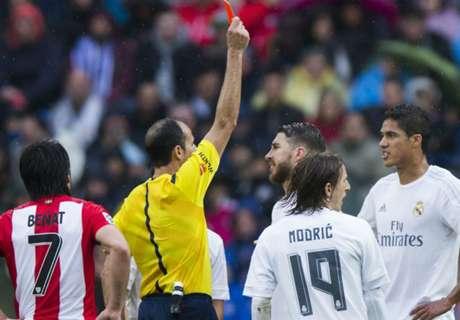 Varane: My red card was not fair