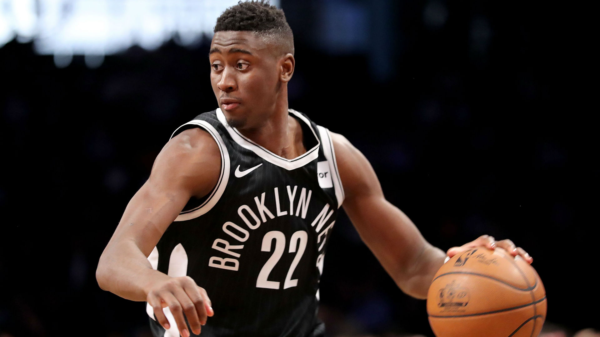Caris LeVert of Brooklyn Nets suffers dislocated right foot