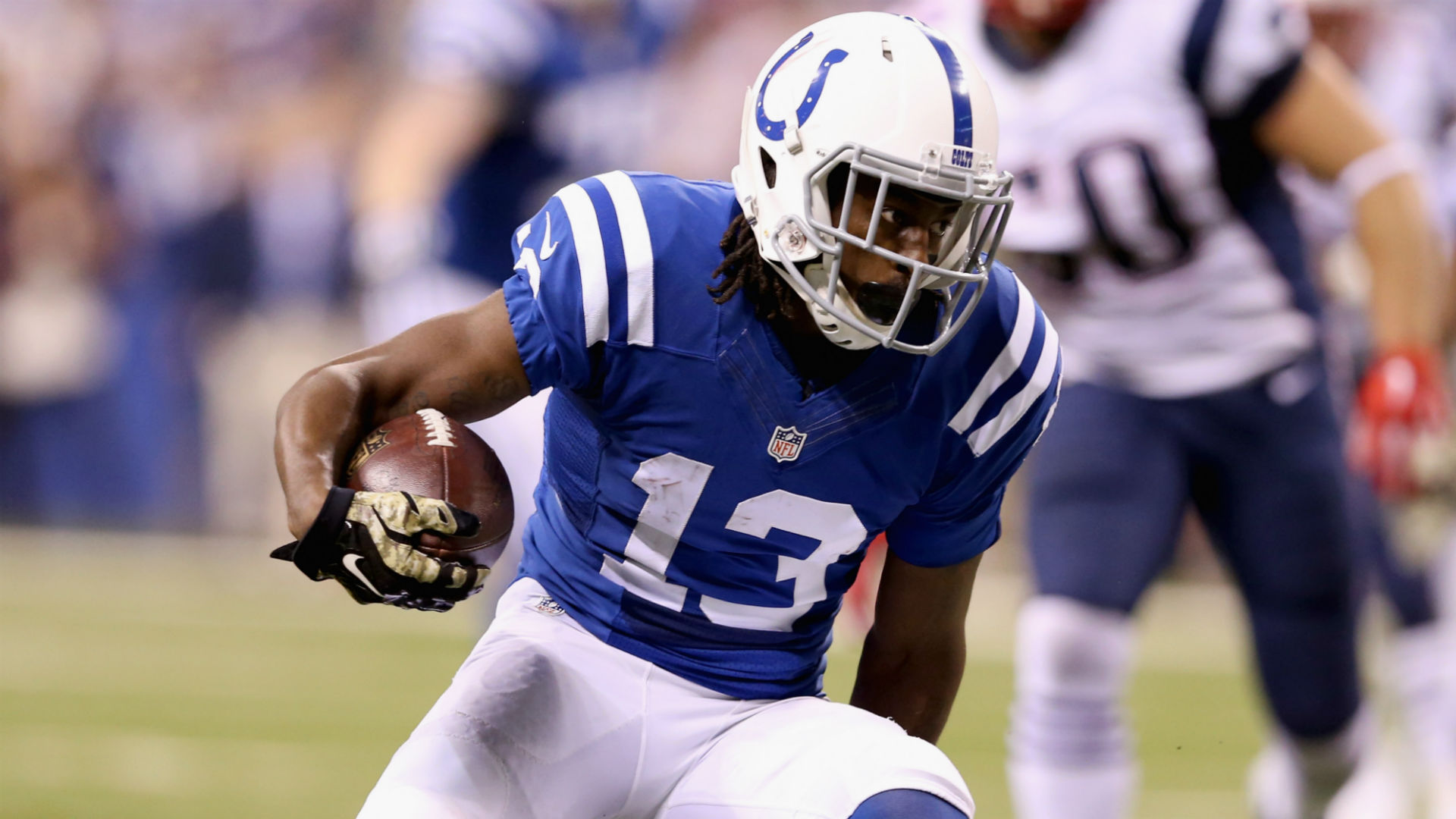 T.Y. Hilton, Colts reportedly working on long-term deal