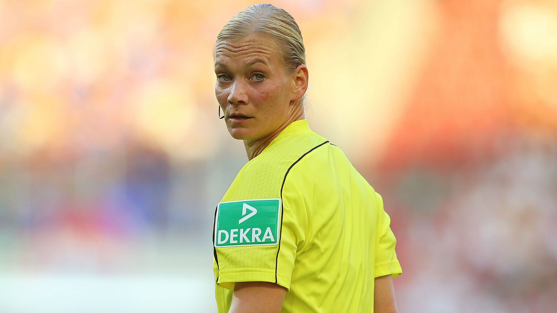 Bibiana Steinhaus becomes the Bundesliga's first female referee