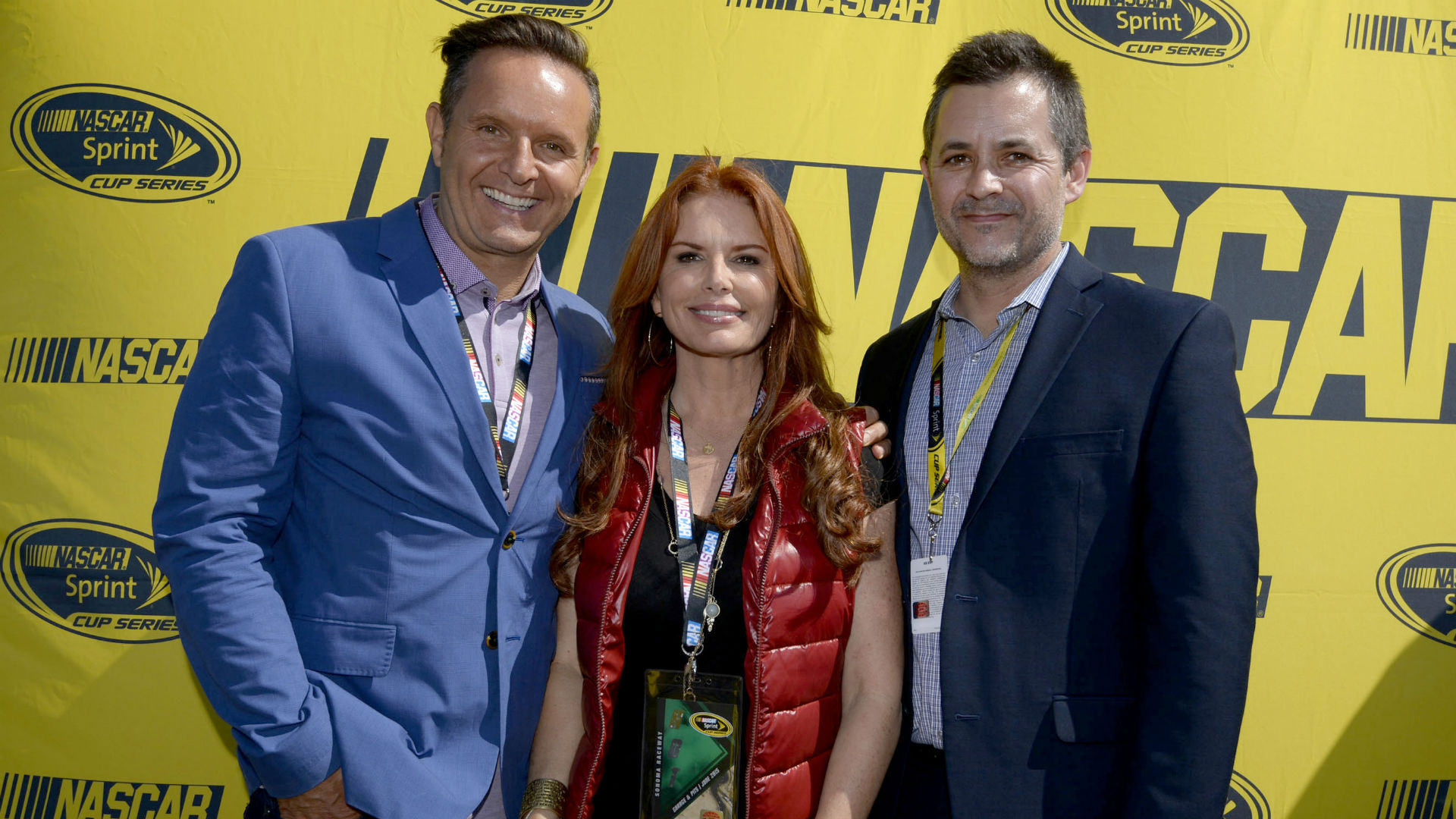 Mark Burnett working on scripted NASCAR TV series