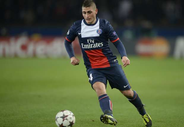 'I can't even throw a ball compared to Pirlo' - Verratti