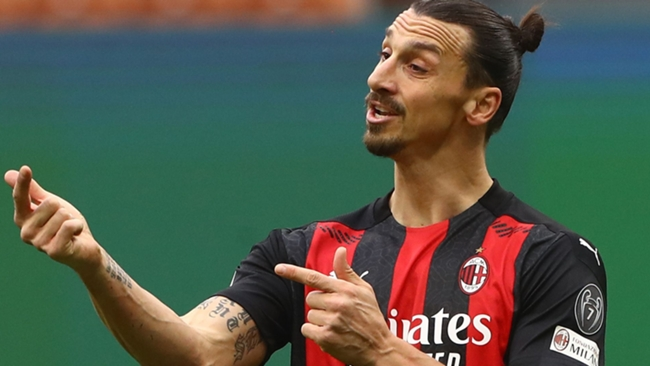 Zlatan Ibrahimovic is back to face his former club tonight