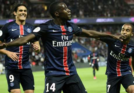 RATINGS: PSG 2-0 Gazelec Ajaccio