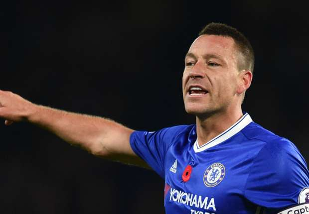 'John is a Chelsea player, he's going nowhere' - Conte rules out Terry exit